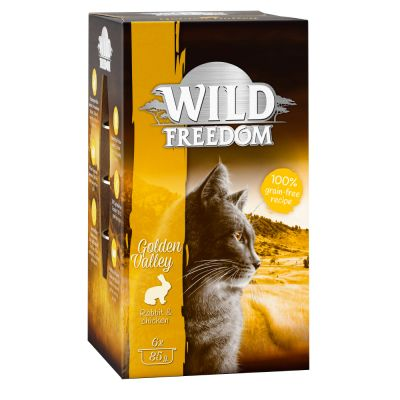 Wild Freedom Adult Trays Saver Pack 24 x 85g