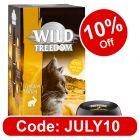 Wild Freedom Adult Trays 6 x 85g