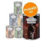 Wild Freedom Adult vegyes próbacsomag 6 x 200 g