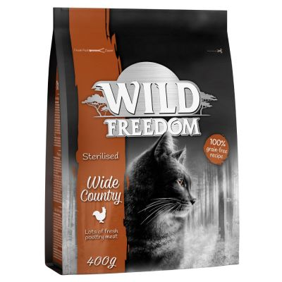 Wild Freedom Adult Wide Country Sterilised con ave