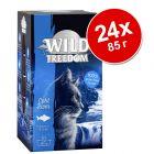 Икономична опаковка Wild Freedom Adult в купички 24 x 85 г