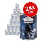Икономична опаковка Wild Freedom Adult 24 x 400 г