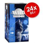 Экономупаковка Wild Freedom Adult в лотках 24 x 85 г