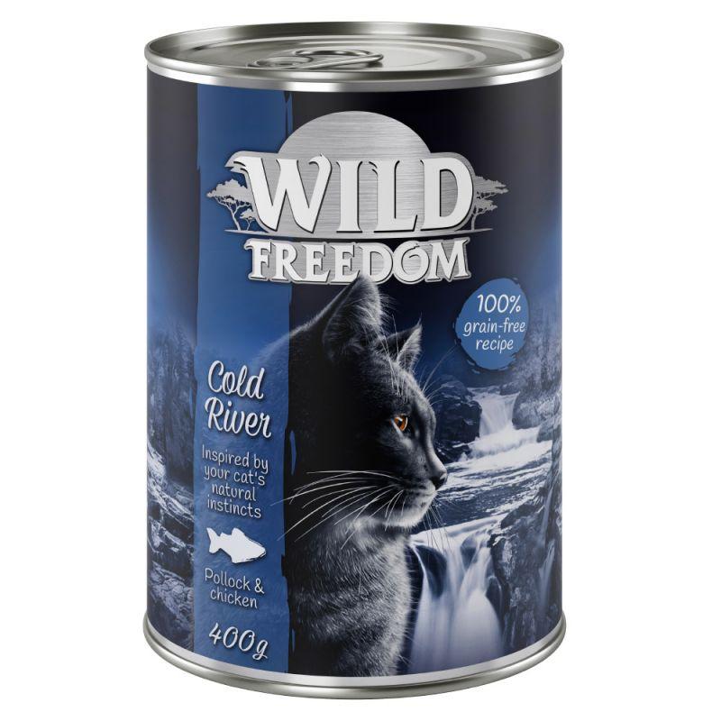 Wild Freedom Adult 6 x 400g