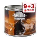 Wild Freedom Adult 12 x 200 / 400 g en oferta: 9 + 3 ¡gratis!