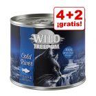 Wild Freedom Adult 6 x 200 / 400 g en oferta: 4 + 2 gratis!