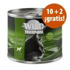 Wild Freedom Adult 12 x 200 / 400 g en oferta: 10 + 2 ¡gratis!