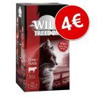 Wild Freedom Adult 6 x 85 g en tarrinas ¡por solo 4 €!