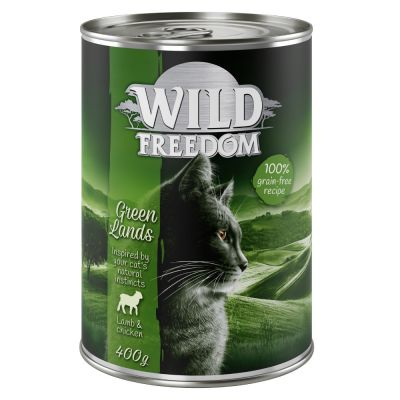 Wild Freedom Adult 6 x 400 g pour chat