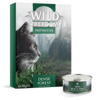 Wild Freedom Adult 6 x 70 g pour chat