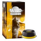 Wild Freedom Adult 6 x 85 g pour chat