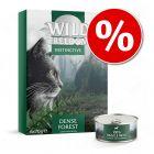 Wild Freedom Adult 6 x 70 g pour chat à prix spécial !