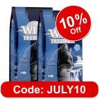 Wild Freedom Dry Cat Food Economy Pack 3 x 2kg