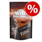 Wild Freedom Filet Snacks, kurczak, 6 x 100 g w super cenie!
