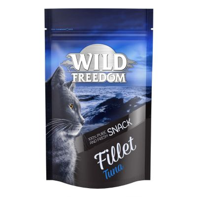 Wild Freedom Filet Snacks Tonijn Graanvrij