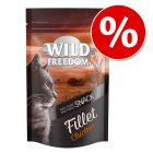 Wild Freedom Filet Snacks, 4 x 100 g w super cenie!