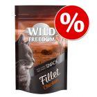 Wild Freedom Filete Snacks para gatos a um preço especial!