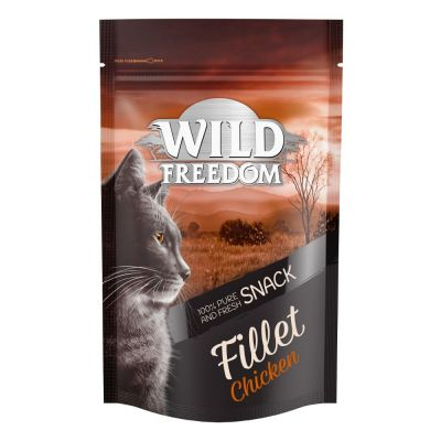 Wild Freedom Filets de poulet pour chat