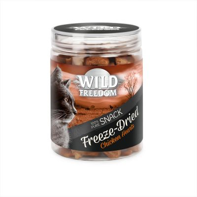 Wild Freedom Freeze Dried Snacks kanansydän