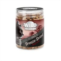 Wild Freedom Freeze-Dried Snack Fegato di Manzo