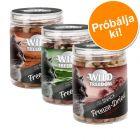 Wild Freedom Freeze-Dried snackek próbacsomagban