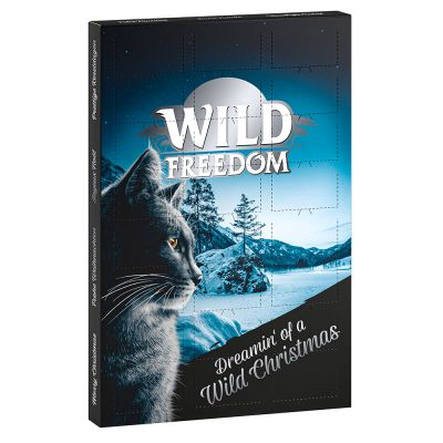 Wild Freedom Freeze-Dried Snacks Advent Calendar