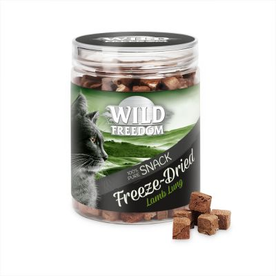Wild Freedom Freeze-Dried Snacks - Lamb Lung