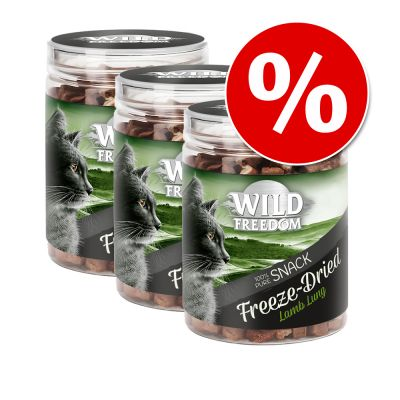 Wild Freedom Freeze-Dried Snacks Voordeelpakket
