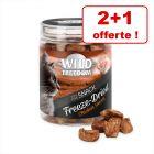 Wild Freedom Friandises lyophilisées : 2 x 35 / 45 / 60 g + 1 boîte offerte !