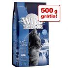 Wild Freedom 2 kg em promoção: 1,5 kg + 500 grátis!