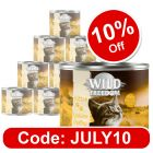 Wild Freedom Kitten Saver Pack 12 x 200g