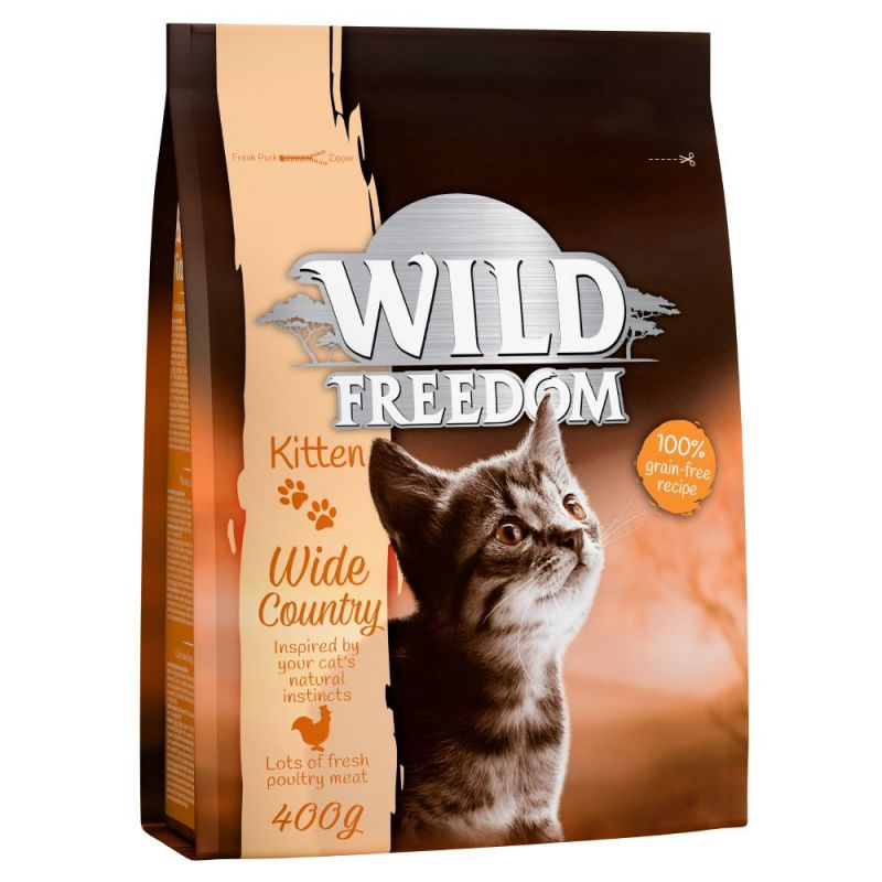 """Wild Freedom Kitten """"Wide Country"""" - Poultry"""