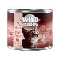 Wild Freedom Kitten 6 x 200 g