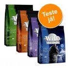 Wild Freedom ração para gatos - Pack de experimentação misto