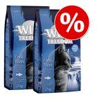 Wild Freedom ração para gatos 3 x 2 kg - Pack económico