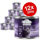 Wild Freedom Senior Saver Pack 12 x 200g