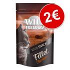 Wild Freedom Snack Filete para gatos ¡por solo 2€!