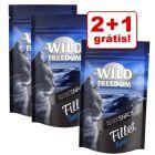 Wild Freedom Snack Filete snacks 3 x 100 g em promoção: 2 + 1 grátis!