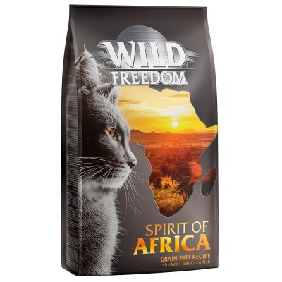 Wild Freedom Spirit of Africa Kattenvoer