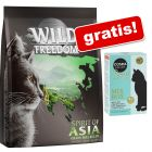 "Wild Freedom ""Spirit of Asia"" 400 g + 4 Supițe x 40 g Cosma Soup"