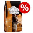 Wild Freedom tørrfòr 400 g til prøvepris!