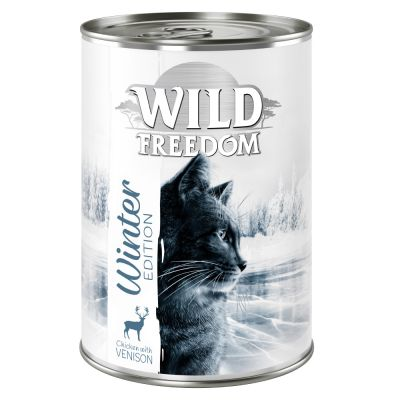 Wild Freedom Winter Edition Venison & Chicken
