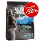 Wild Freedom 2 x 400 g pienso para gatos en oferta: 2ª ud. al -50%