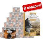 Wild Freedom суперпредложение: 24 x 200 г + 6  x 70 г Instinctive в подарок!