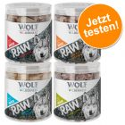 Wolf of Wilderness - RAW (gefriergetrocknet) Snack-Mix