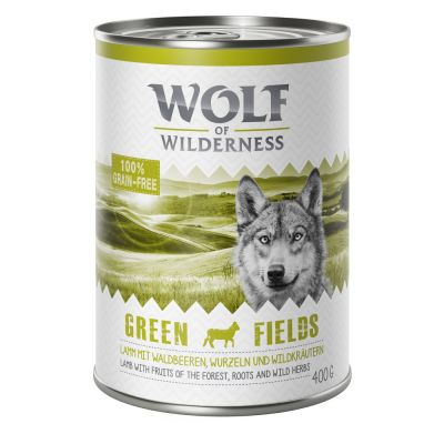 Wolf of Wilderness Adult 6 x 400 g