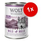 Wolf of Wilderness Adult, 1 x 400 g