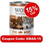 Wolf of Wilderness Adult 6 x 400g