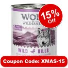 Wolf of Wilderness Adult 6 x 800g