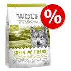 Wolf of Wilderness karma sucha, 2 x 1 kg w super cenie!